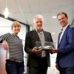 Eindhovens bedrijf ACA IT-Solutions krijgt unieke waardering