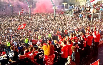 Huldiging Kampioenschap PSV - Eindhoven-Actueel