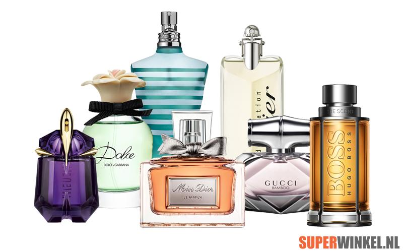 Superwinkel parfum