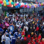 Carnaval in Lampegat Eindhoven