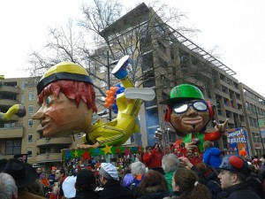 Optocht carnaval Eindhoven