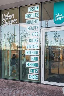 urban shopper winkels