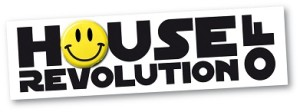HOUSE OF REVOLUTION LOGO