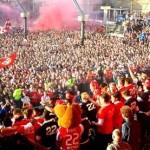 Huldiging Kampioenschap PSV