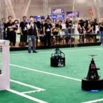 Voetbalrobots TU Eindhoven zilver in tiende WK-finale op rij