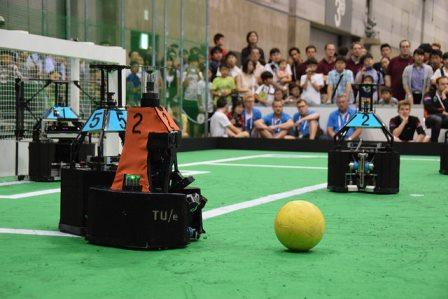 Robot voetbal tech united