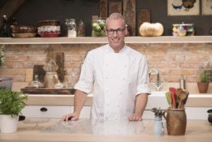 Rudoph van Veen cookery school