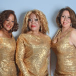 The Three Degrees zangeressen trio