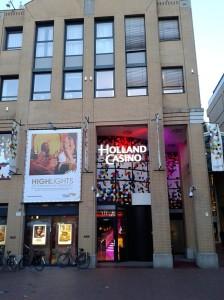 Holland Casino in het centrum van Eindhoven