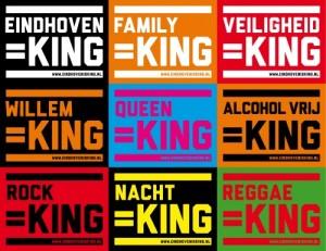 Oranje de gekste wordt King Eindhoven