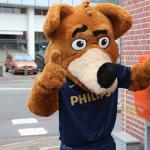 PSV Foxy mascotte