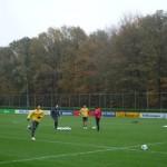 Training PSV op de Herdgang