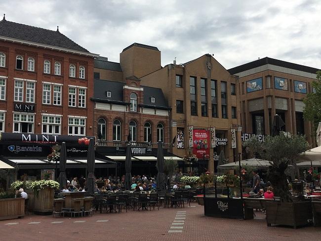 terras centrum markt