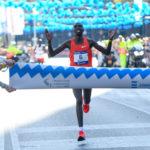 winnaar Marathon Eindhoven